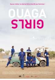 L'affiche du film Ouaga Girls