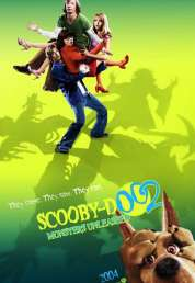Affiche du film Scooby-Doo 2  les monstres se déchaînent
