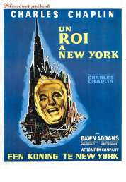 Affiche du film Un roi à New York