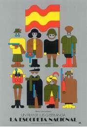 Affiche du film La Carabine Nationale