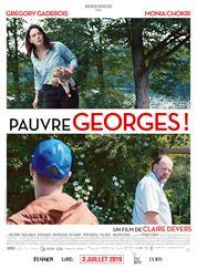 L'affiche du film Pauvre Georges !