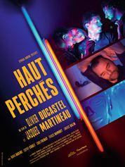 L'affiche du film Haut-perchés