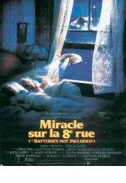 Affiche du film Miracle Sur la Huitieme Rue