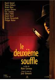 Affiche du film Le Deuxième souffle