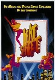 L'affiche du film Beat street