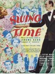 Affiche du film Swing time