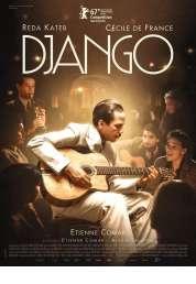 L'affiche du film Django