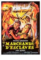 Affiche du film Marchands d'esclaves