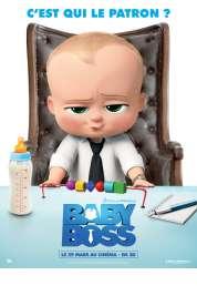 L'affiche du film Baby Boss