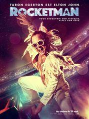 L'affiche du film Rocketman
