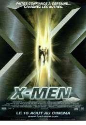 Affiche du film X-men
