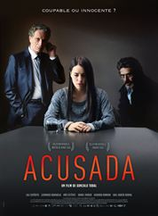 Affiche du film Acusada