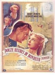 Affiche du film Douze Heures de Bonheur