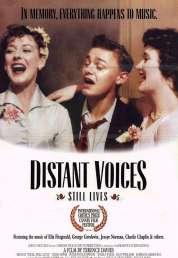 Affiche du film Distant voices