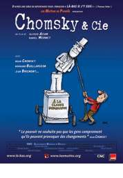 Affiche du film Chomsky & compagnie