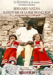 L'affiche du film Natan, le fantôme de la rue Francoeur