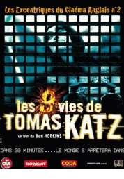 Affiche du film Les 9 vies de Tomas Katz