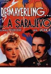 Affiche du film De Mayerling a Sarajevo
