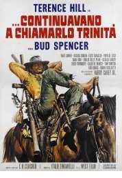 Affiche du film On Continue a l'appeler Trinita