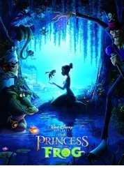 Affiche du film La Princesse et la grenouille