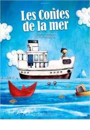 L'affiche du film Les contes de la mer
