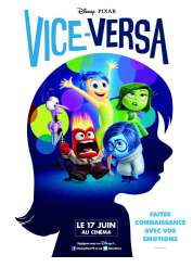 L'affiche du film Vice Versa