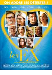 L'affiche du film Les Ex