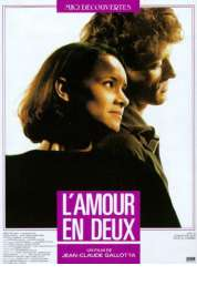Affiche du film L'amour en Deux