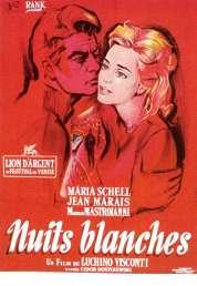 Affiche du film Nuits blanches