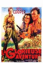 Affiche du film La Glorieuse Aventure
