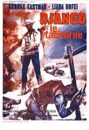Affiche du film Django le Taciturne