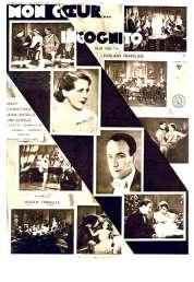 Affiche du film Mon Coeur Incognito