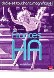 L'affiche du film Frances Ha