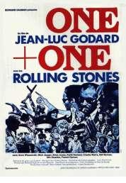 Affiche du film One plus one