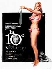 Affiche du film La dixième victime
