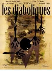 L'affiche du film Les diaboliques
