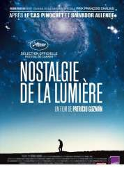 L'affiche du film Nostalgie de la lumière