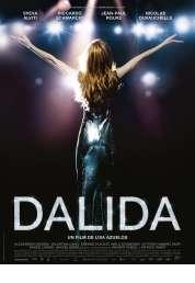 L'affiche du film Dalida