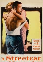 Affiche du film Un tramway nommé désir