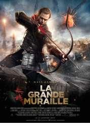 L'affiche du film La Grande Muraille