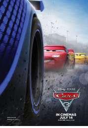L'affiche du film Cars 3