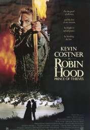 L'affiche du film Robin des Bois, prince des voleurs