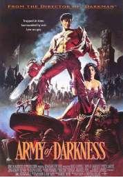 Affiche du film Army Of Darkness