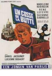 L'affiche du film Un Gosse de la Butte