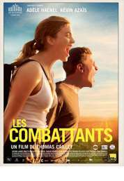L'affiche du film Les combattants