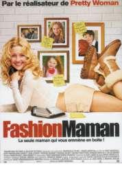 Affiche du film Fashion maman