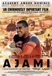 Affiche du film Ajami