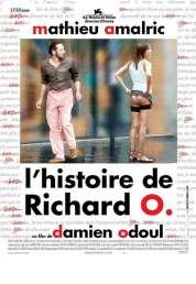Affiche du film L'Histoire de Richard O.