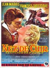 Affiche du film Nez-de-cuir