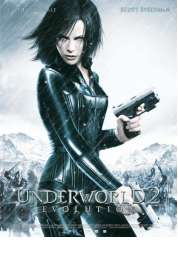 Affiche du film Underworld 2  Evolution